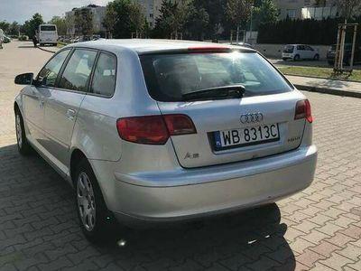 używany Audi A3 Sportback 2.0 TDi 140 KM 2006 r. salon Polska 211000