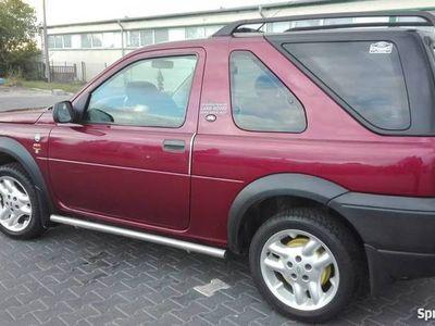 używany Land Rover Freelander 1.8 GAZ ATRAKCYJNY WYGLĄD MAŁO PALI