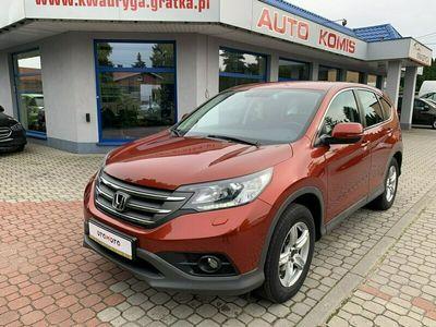używany Honda CR-V 2.0i Elegance, Niski Przebieg, Gwarancja ! IV (2012-)