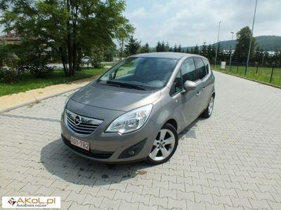 używany Opel Meriva II