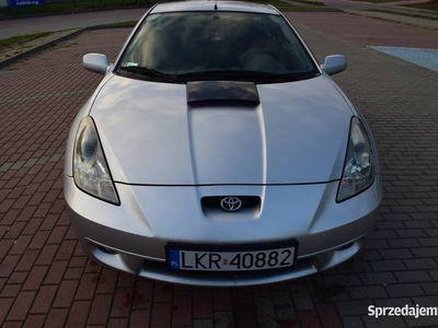 używany Toyota Celica VII 1.8 143KM