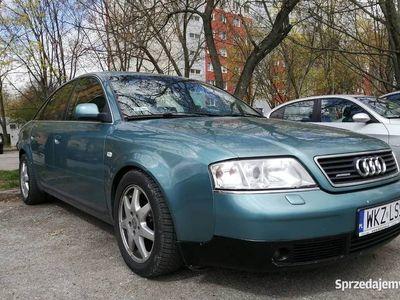 używany Audi A6 C5 quattro 2.8 sedan lpg zamiana na kombi/dostawczak