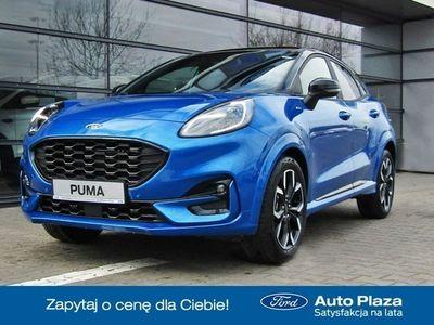 używany Ford Puma 1dm 125KM 2020r. 1km