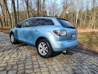 używany Mazda CX-7 2.3 Benzyna Zamiana