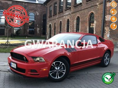 używany Ford Mustang 3.7dm 306KM 2015r. 84 896km