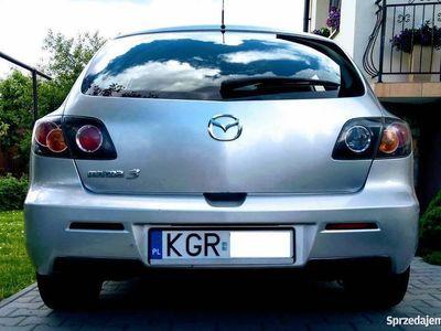 używany Mazda 3 1.6 benzyna LPG wersja Exclusive