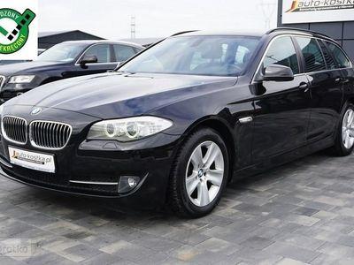 używany BMW 520 SERIA 5BiXenon, LED, Navi, Grzane fotele, Serwis ASO, GWARANCJA, Bezwyp