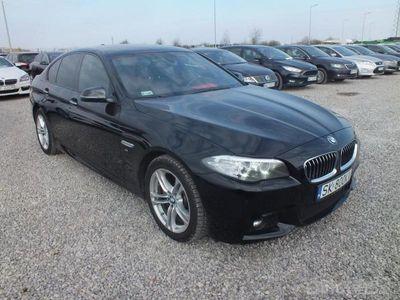 używany BMW 520 sedan (limuzyna)