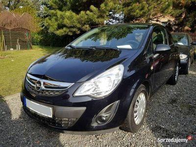 używany Opel Corsa D Serwis / Klima / Parktronic / Podgrzewane fotele
