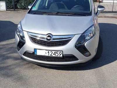 używany Opel Zafira C 2015r. 1.6cdti Oryginalny Niski przebieg
