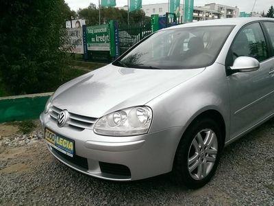 używany VW Golf VI 2010 r.-V 1.9 TDI-mały przebieg-bezwypadkowy.