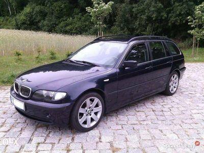 używany BMW 330 E46 D, 184KM, 280000km
