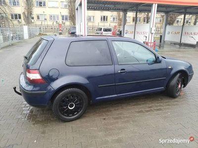 używany VW Golf IV 1.4 benzynka! Hak! Ładny! Xenon! Okazja!