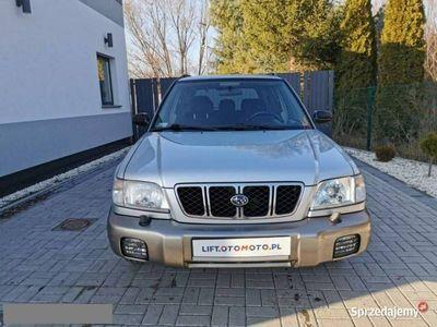 używany Subaru Forester I 2.0 Benzyna 125KM 4x4 # Klima # Niski przebieg # Gwarancja, Strzegom