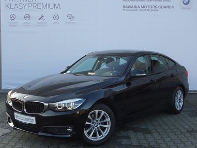 używany BMW 318 d Advantage