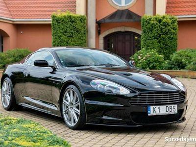 używany Aston Martin DBS 5.9dm 517KM 2009r. 28 000km