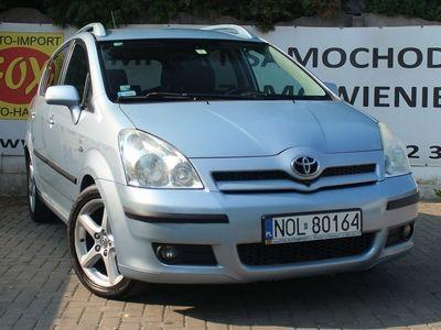 używany Toyota Corolla Verso 2.2D-CAT 177KM climatronic, nawigacja, alufelgi, kamera