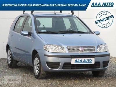 używany Fiat Punto III Salon Polska, Serwis ASO, Klima