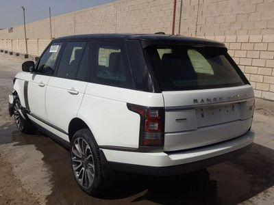 używany Land Rover Range Rover 5dm 510KM 2015r. 42 316km