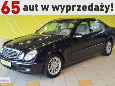 used Mercedes 220 Klasa E W211Elegance, Navi, szyberdach el., Xenon