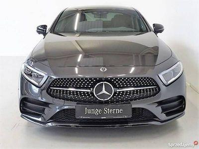 używany Mercedes CLS300