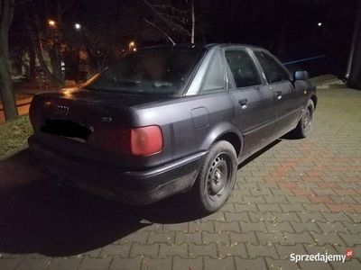 używany Audi 80 B4 2.0 16v ACE B+G