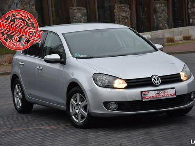 używany VW Golf VI 1.4MPi 80KM 2008r. 5drzwi climatronic alufelgi POLECAM