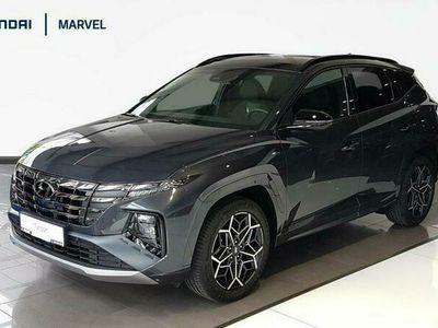 używany Hyundai Tucson Nowy 1.6 T-GDI HEV 6AT 4WD Platinium II (2015-)