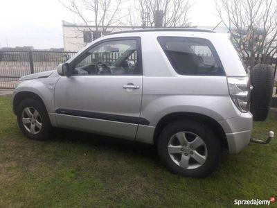 używany Suzuki Grand Vitara 2007 rok / 1.9 Diesel / Full Wypas