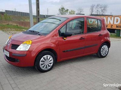 używany Renault Modus Zadbany/bez korozji/opłacony