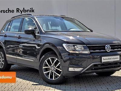 używany VW Tiguan Comfortline 2.0 TDI BTSCR 140 kW 4MOTION DSG 7-G 2.0TDI,190KM,DSG,Na, Rybnik