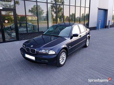 używany BMW 318 E46