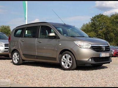 używany Dacia Lodgy 1.5dCi 107KM* 7 osób * Navi* Salon PL* Jeden wł