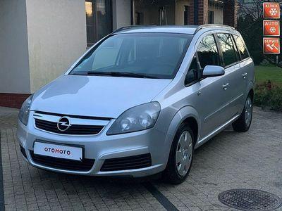 używany Opel Zafira Zafira1.8 140KM Edition Klimatyzacja 7Osobowy Opłacony B (2005-2011)