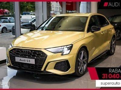 używany Audi S3 III (8V) 2.0 TFSI (310KM) | + Panorama + Bang&Olufsen 3D + Adaptacyjny tempom