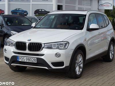 używany BMW X3 Xdrive28i 245KM Automat Ledy Navi Zarejestrowany