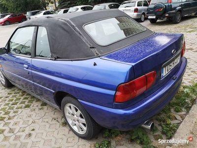 używany Ford Escort Cabriolet w