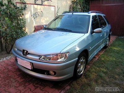 używany Peugeot 306 OSZCZĘDNY,ASO, Z SALONU