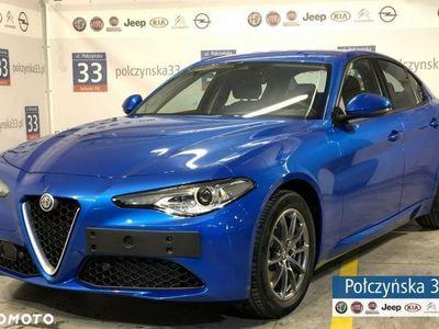 używany Alfa Romeo Giulia Super 2.0 200KM AT8 | Niebieski MISANO | Asystent kierowcy+ | CARPLA