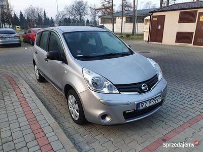 używany Nissan Note Salon Polska 100 tys przebiegu 1 właściciel
