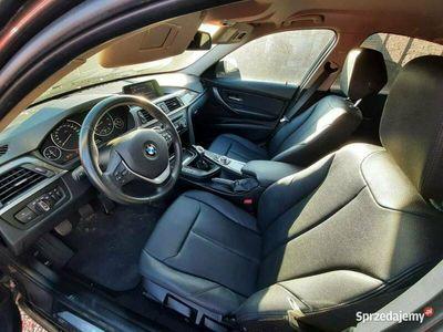 używany BMW 318 2.0 diesel* 136 KM* 6 Biegów* Po Opłatach* F30 (2012-)