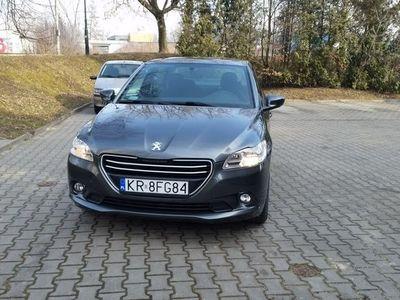 używany Peugeot 301 1.6dm 92KM 2014r. 121 367km