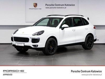 używany Porsche Cayenne Diesel Platinum Edition