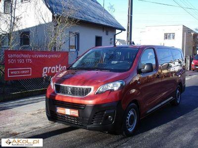 używany Peugeot Traveller 1.6dm 95KM 2018r. 58 000km