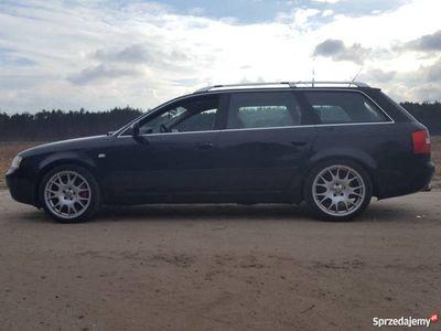 używany Audi A6 2.4 V6 170KM 2004 LPG okazja