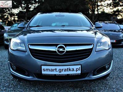 używany Opel Insignia 1.6dm3 136KM 2016r. 196 800km KRAJOWA / Serwisowana / Bezwypadkowa / Nawigacja /