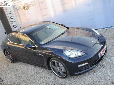 używany Porsche Panamera 4.8dm 400KM 2011r. 80 000km
