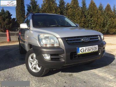 używany Kia Sportage 2dm3 140KM 2005r. 185 465km Zadbana benzynka // Bogata wersja // GWARANCJA