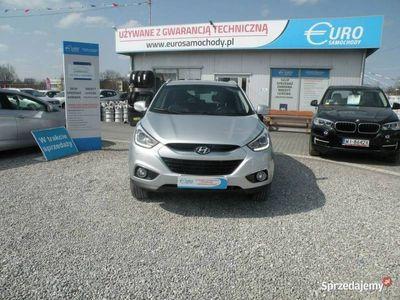 używany Hyundai ix35 2dm3 136KM 2013r. 133 000km F-Vat,Gwar,4x4,Grza.Fotele