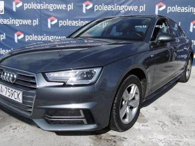gebraucht Audi A4 2dm3 150KM 2016r. 56 137km ABS